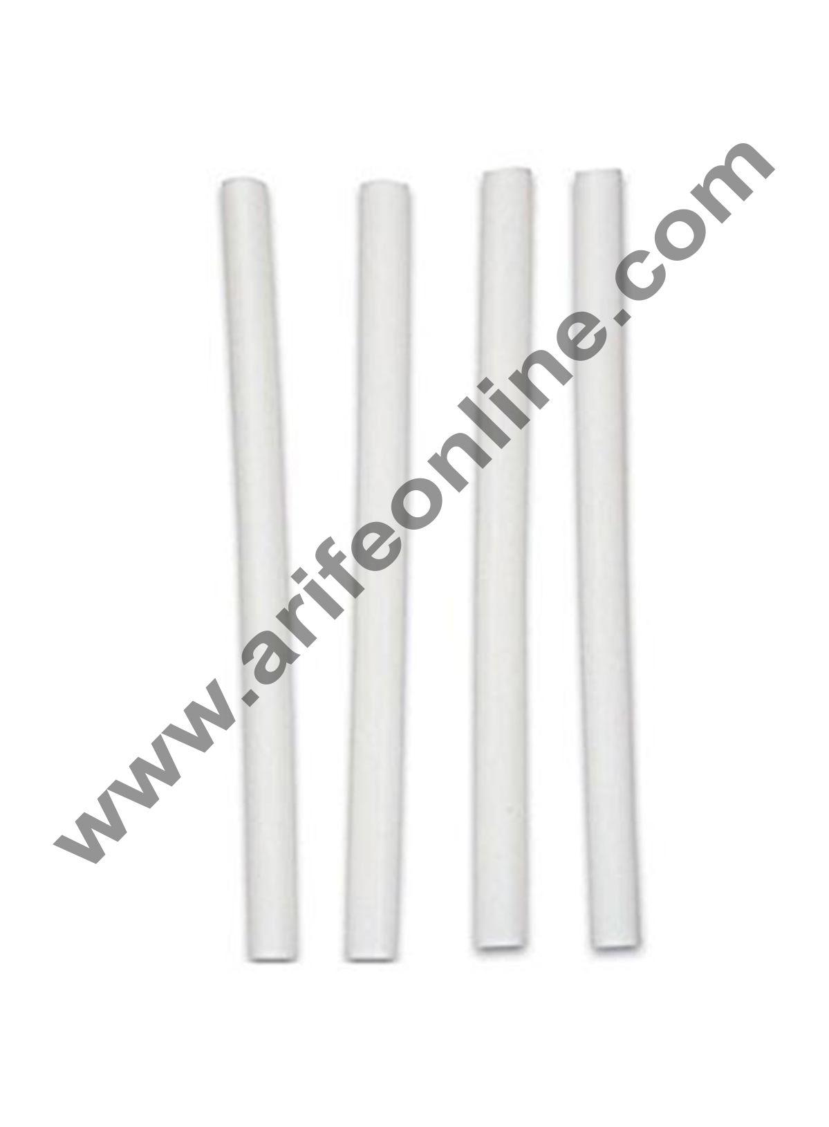 Cake Decor Plastic Dowel Rod - Four Pack