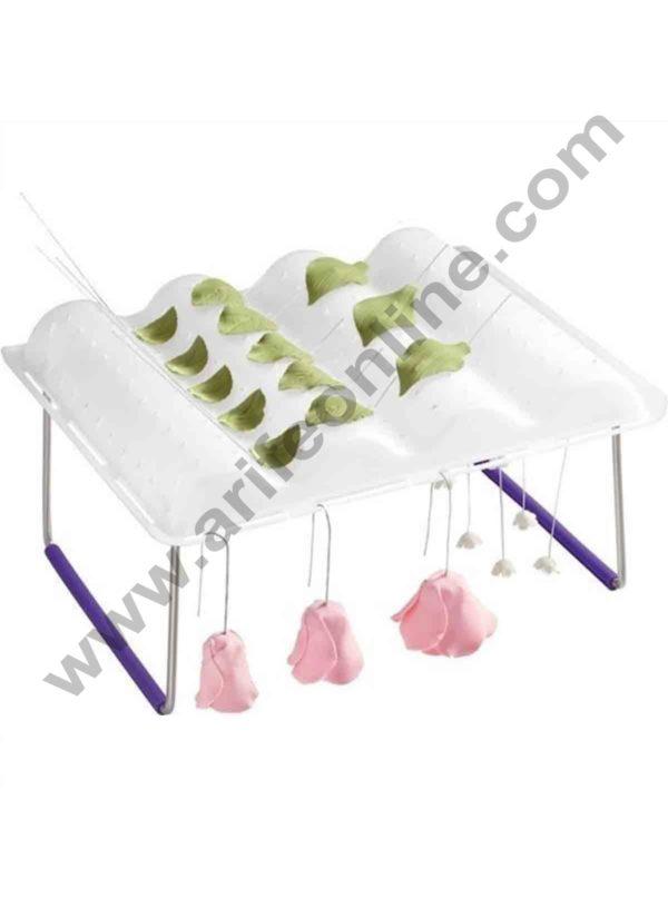 Cake Decor 1Pcs Flower Wave Drying Rack,Flower Wave Fondant and Gum Paste Drying Rack 1