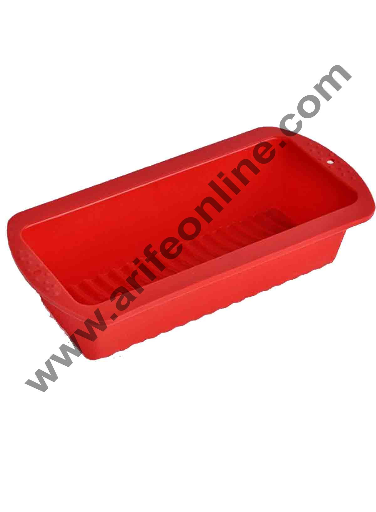 Cake Decor Bread Mould Silicone Bread Loaf Bakeware Pan Mould BakeWare-Orange
