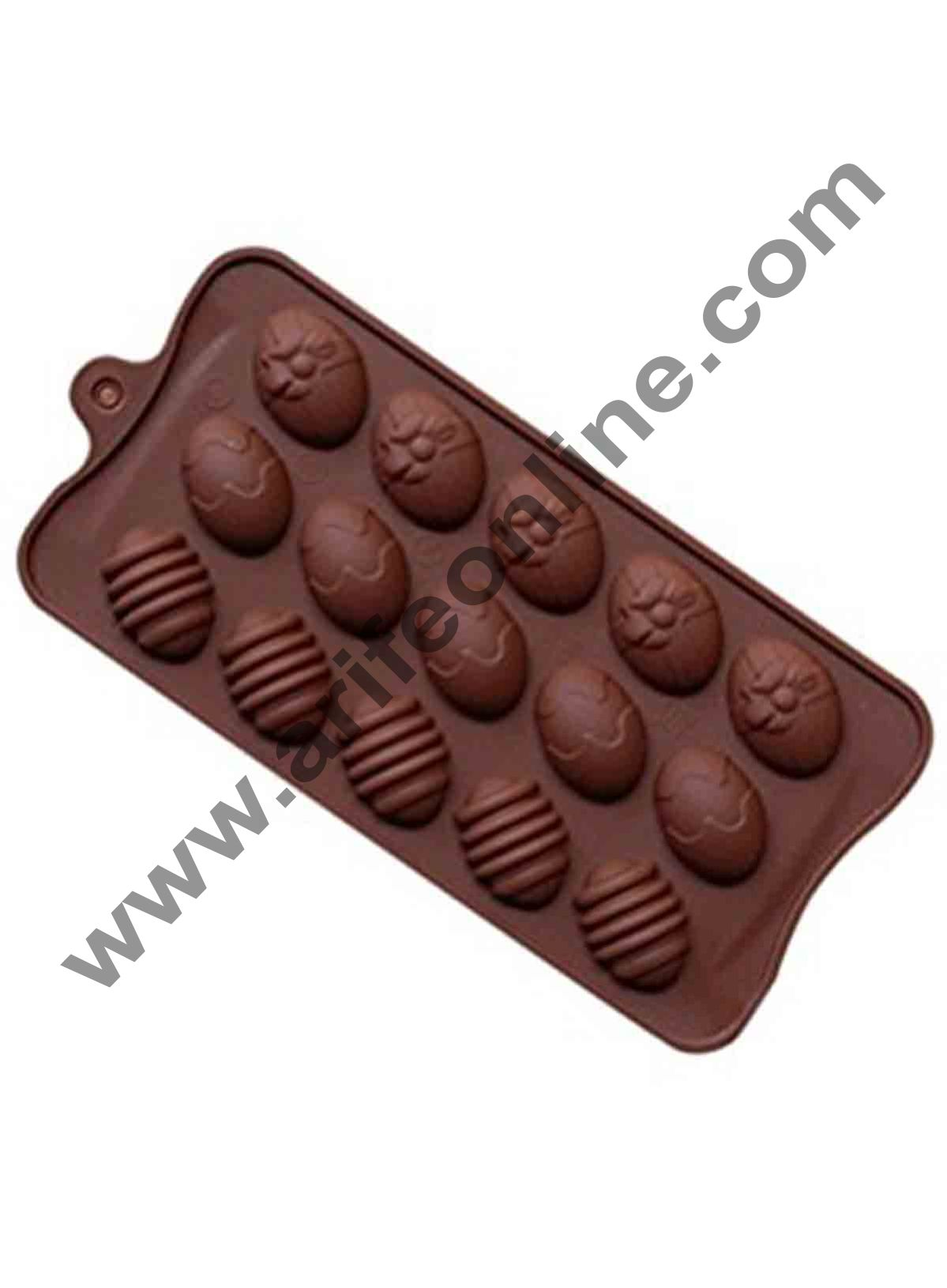 Silicone Alphabet Star Cake Chocolate Mold Ice Cube Soap Jelly Baking Mould Tray