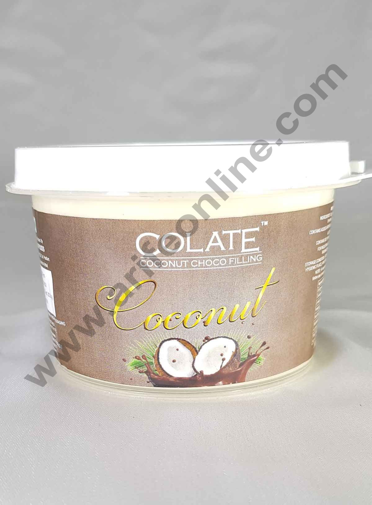 Colate Fillings Coconut (250 gm)