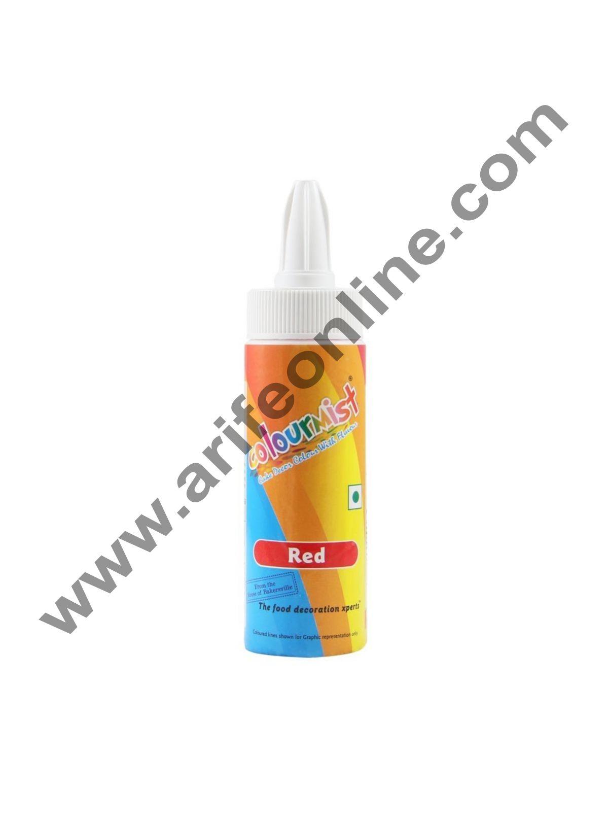Colourmist Powder Spray (Red), 60gm