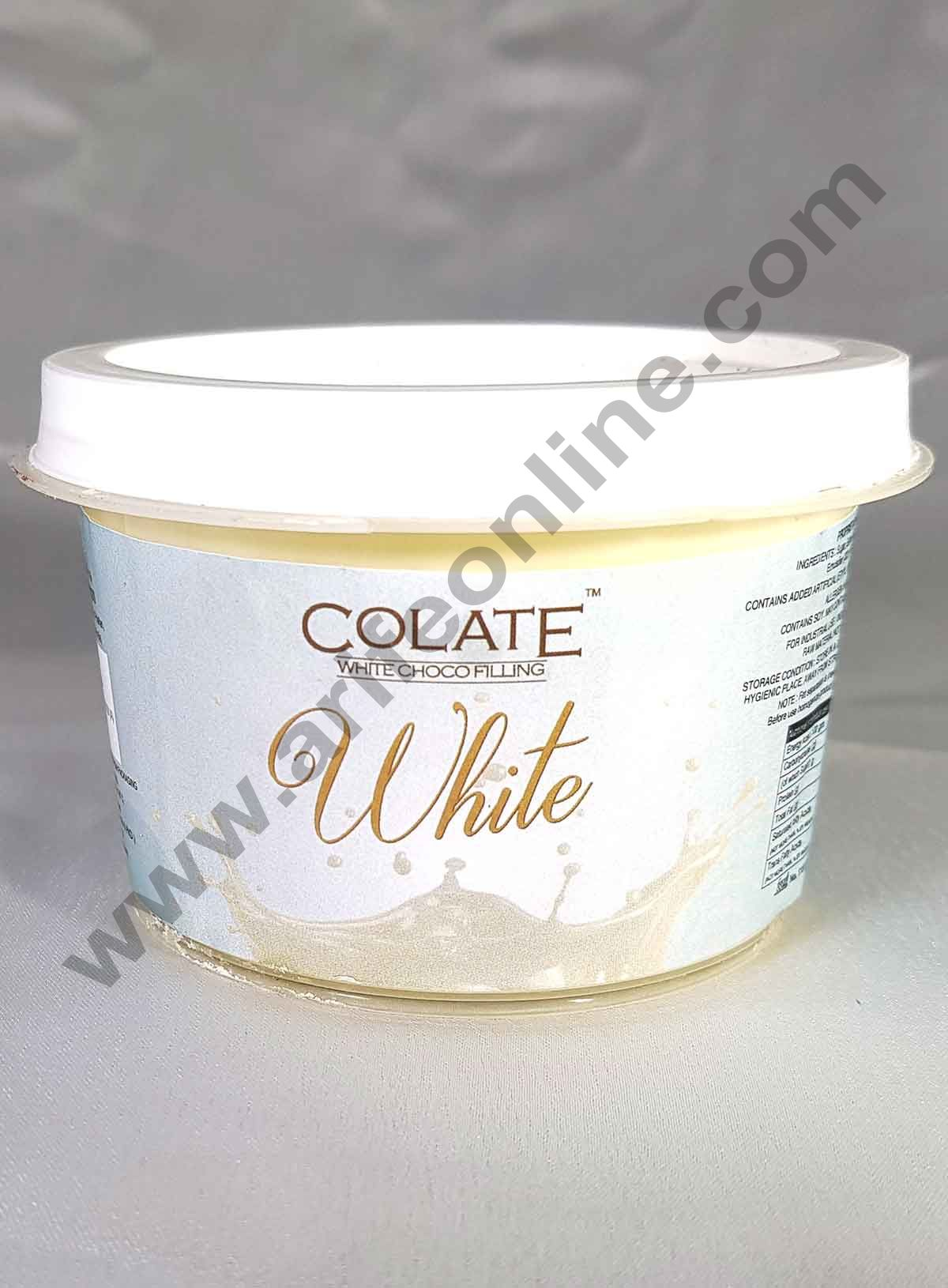 Colate Fillings White Chocolate (250 gm)