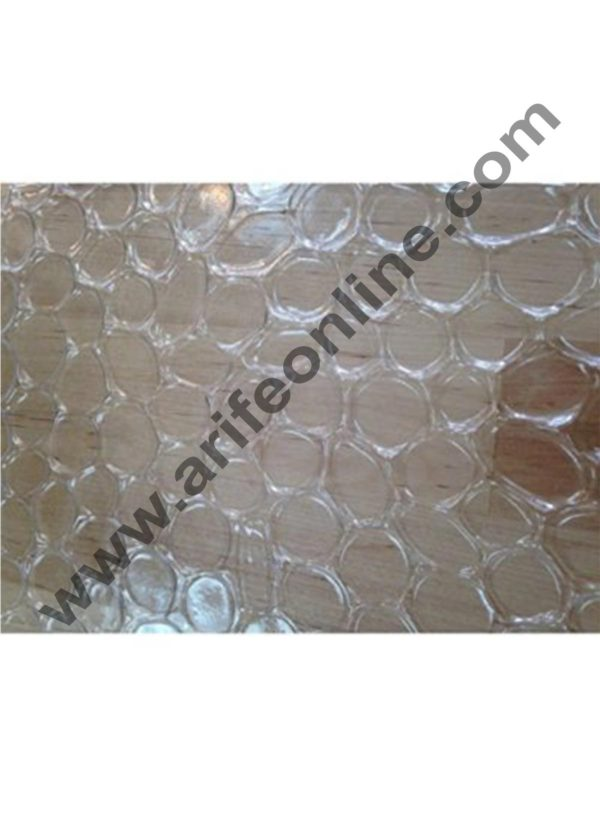 Cake Decor Include Brick Oval and Cobblestone Pattern Texture Sheet( set of 3 Pcs ) 5