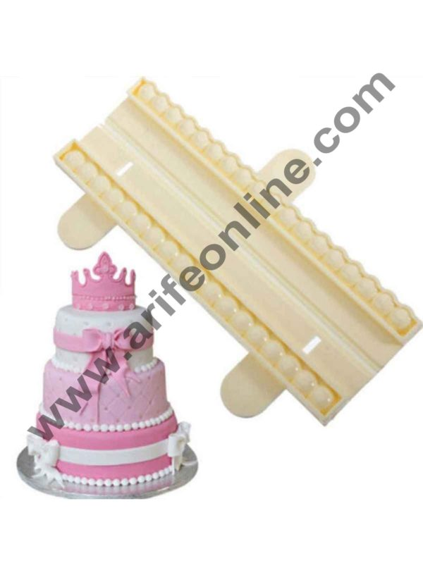 Cake Decor Kitchen Cookie Pastry Bead Pearl Mold Fondant Cutter Cake Decorating 1