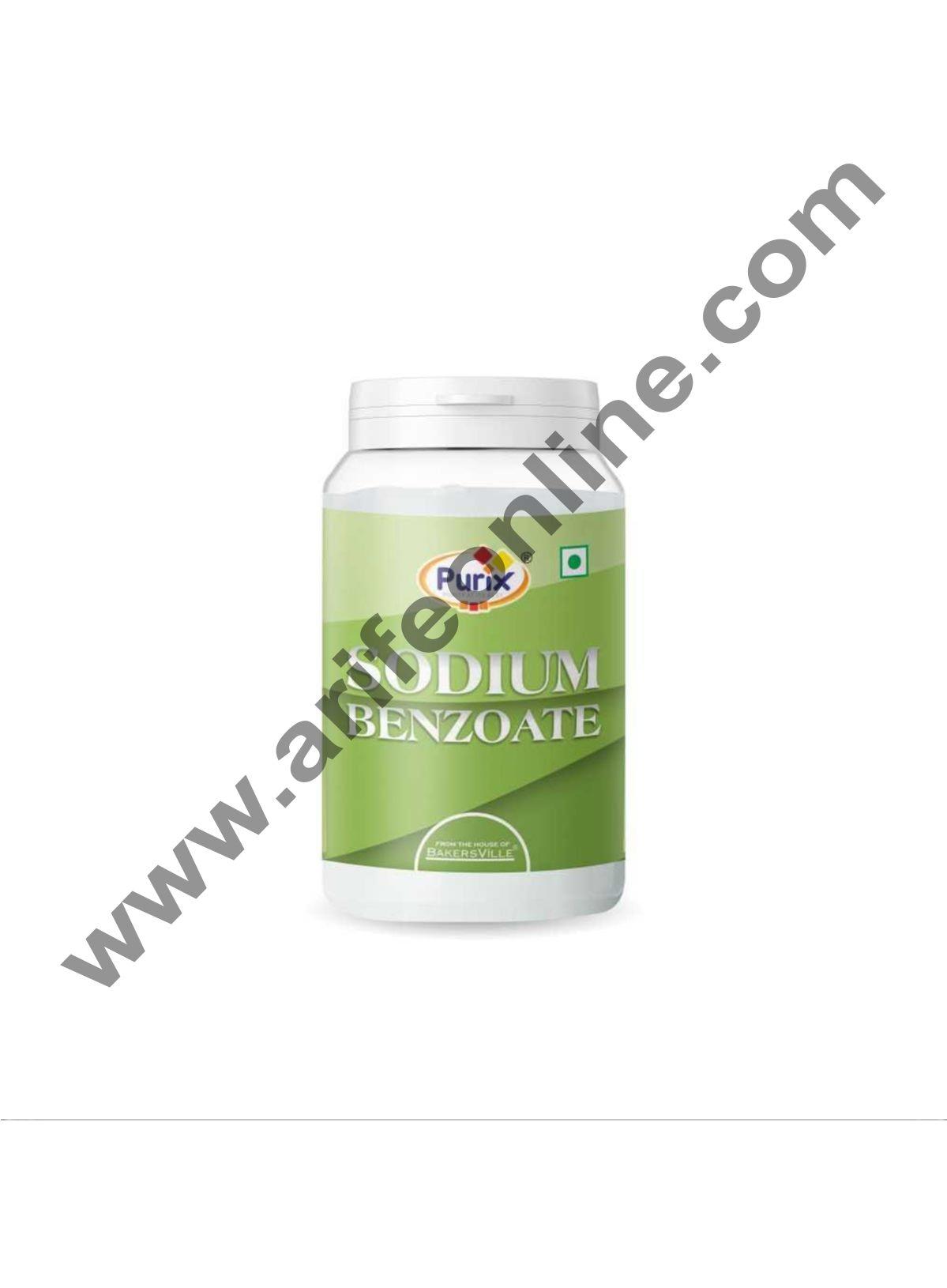 Purix ™ Sodium Benzoate ,75gm