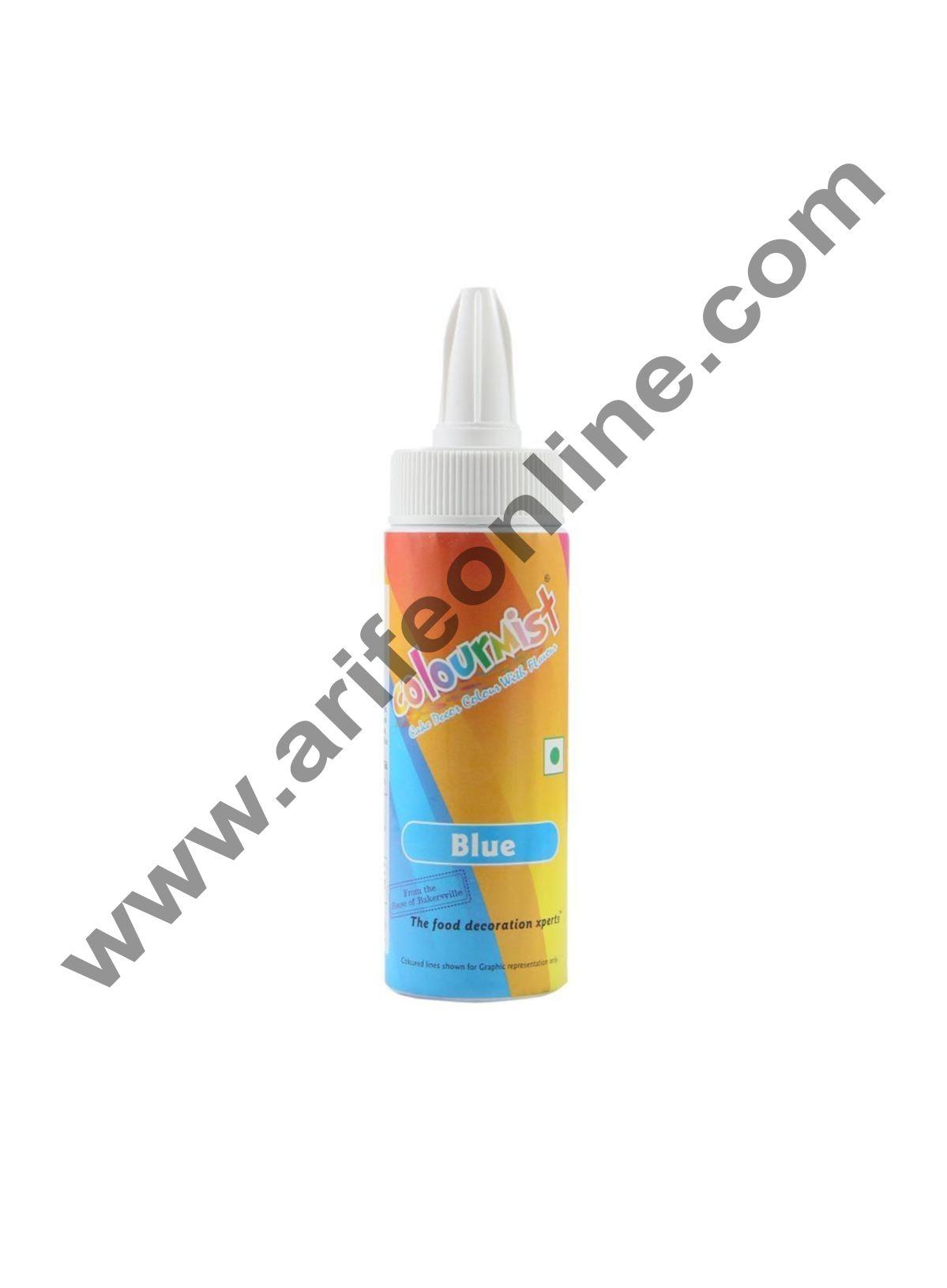 Colourmist Powder Spray (Blue), 60gm