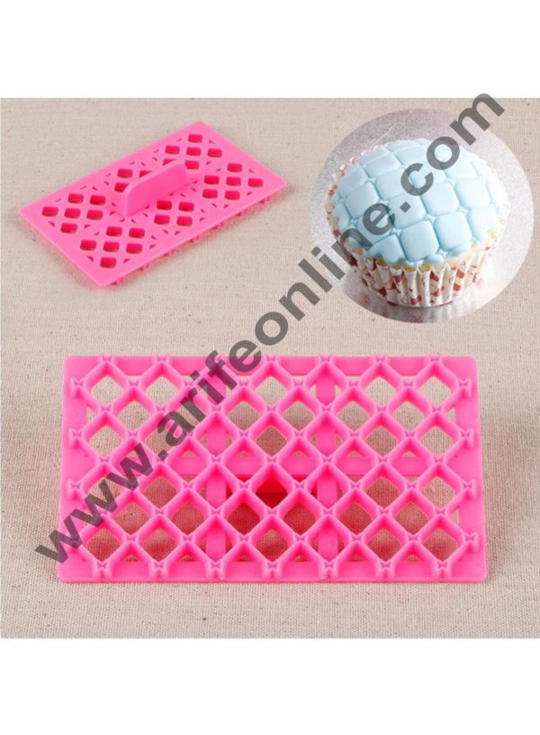 Cake Decor Cutter sugar craft fondant cake decoration tools Cupcake molds Cake Tools Cookie Cutter Butterfly Quilt Embosser 1