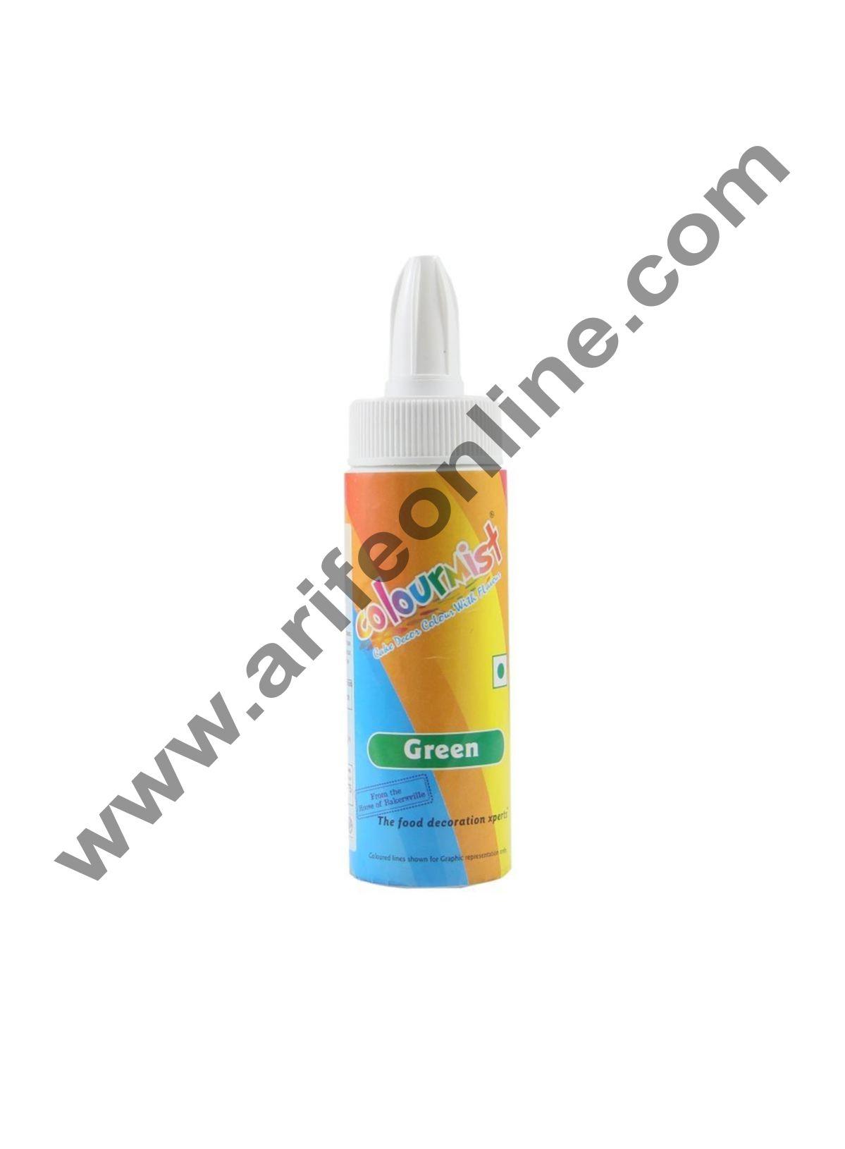 Colourmist Powder Spray (Green), 60gm