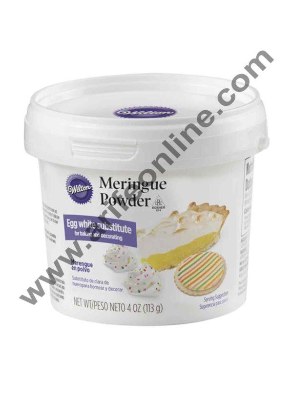 Wilton Meringue Powder – 4 OZ (113gm) 1