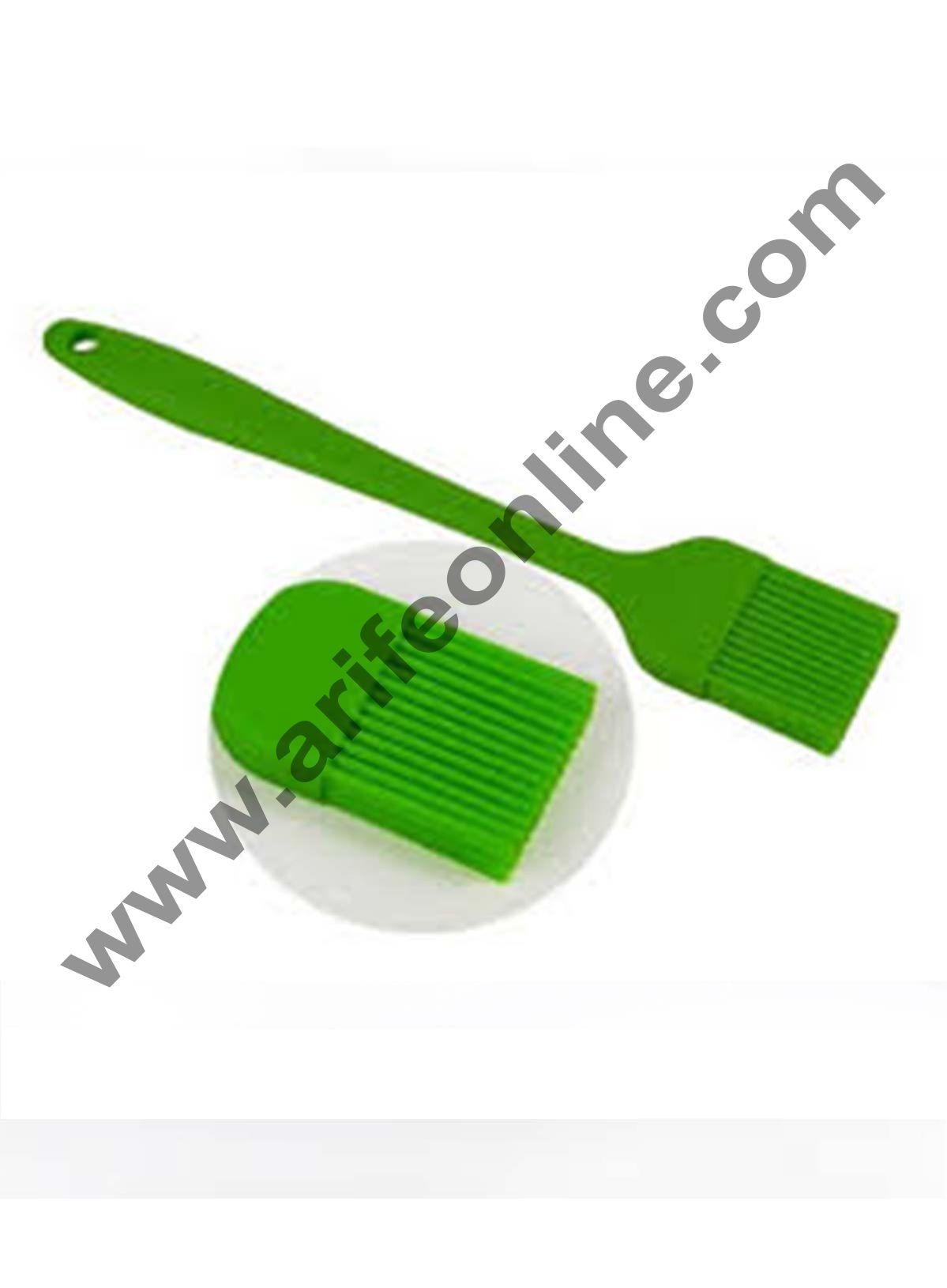 Cake Decor 1Pcs Silicone Medium Brush