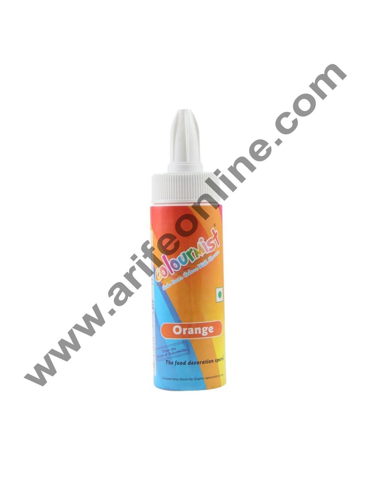Colourmist Powder Spray (Orange), 60gm