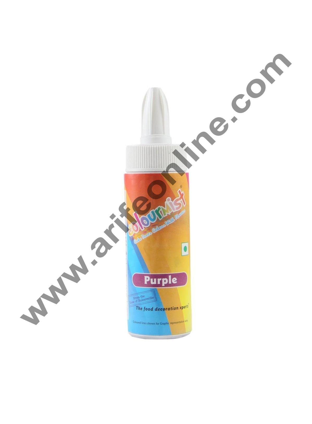 Colourmist Powder Spray (Purple), 60gm