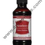 LorAnn Oils Bakery Emulsions Natural & Artificial Flavor 4 oz - Strawberry