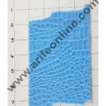 Cake Decor Silicon Wall Pattern Impression Onlays Fondant Clay Marzipan Cake Decoration Mould