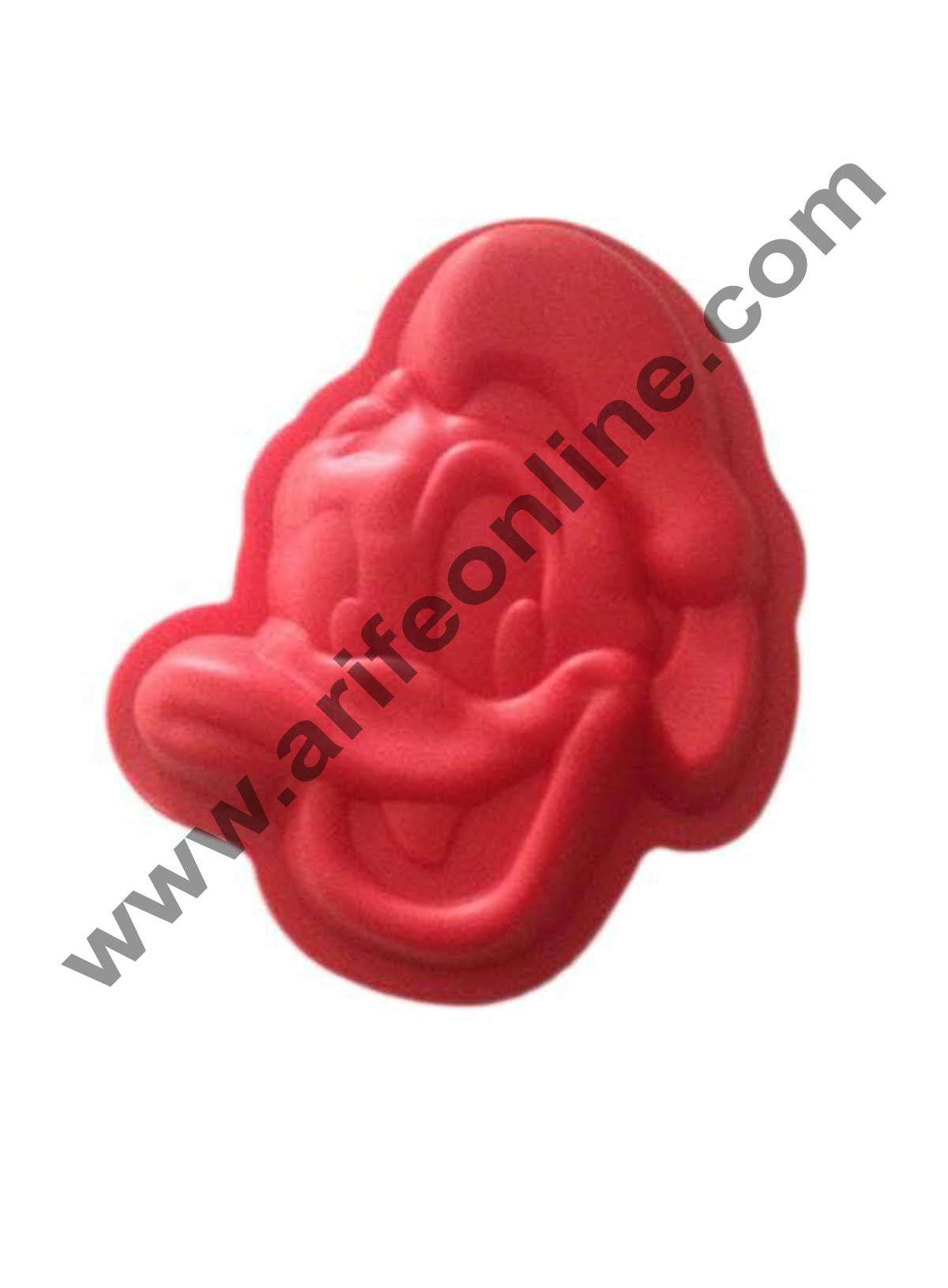 Cake Decor Silicon Bakeware Donald Shape Cake Mould