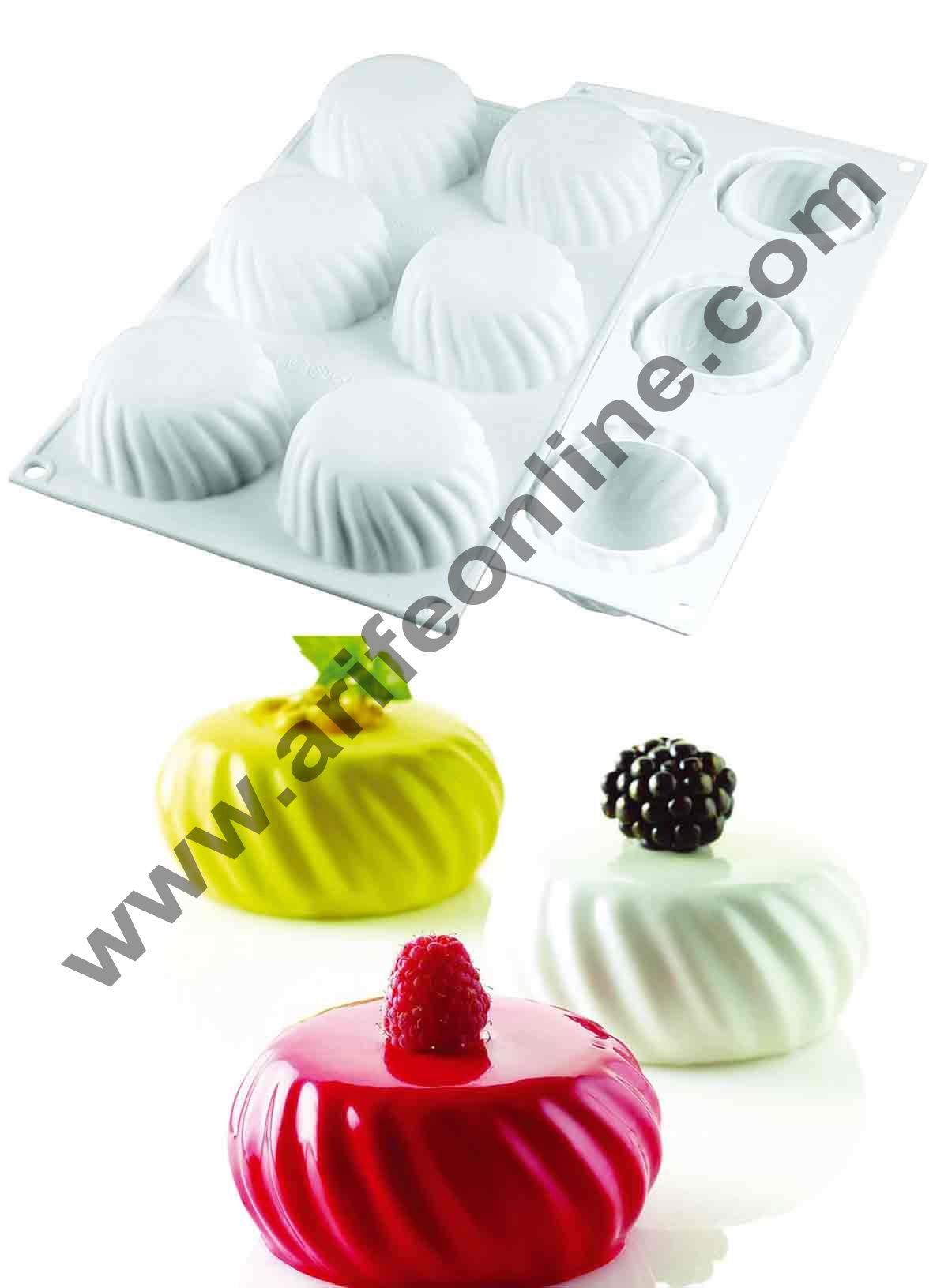 Cake Decor Silicon Samurai Decor Design Cake Mould Mousse Cake Mould Silicon Moulds