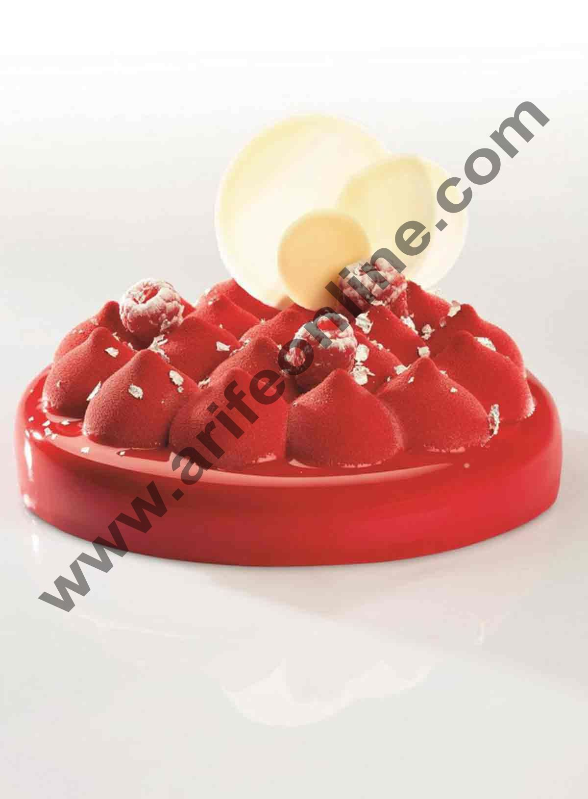 Cake Decor Silicon Rounded Puffy Cake Design Cake Mould Mousse Cake Mould Silicon Moulds