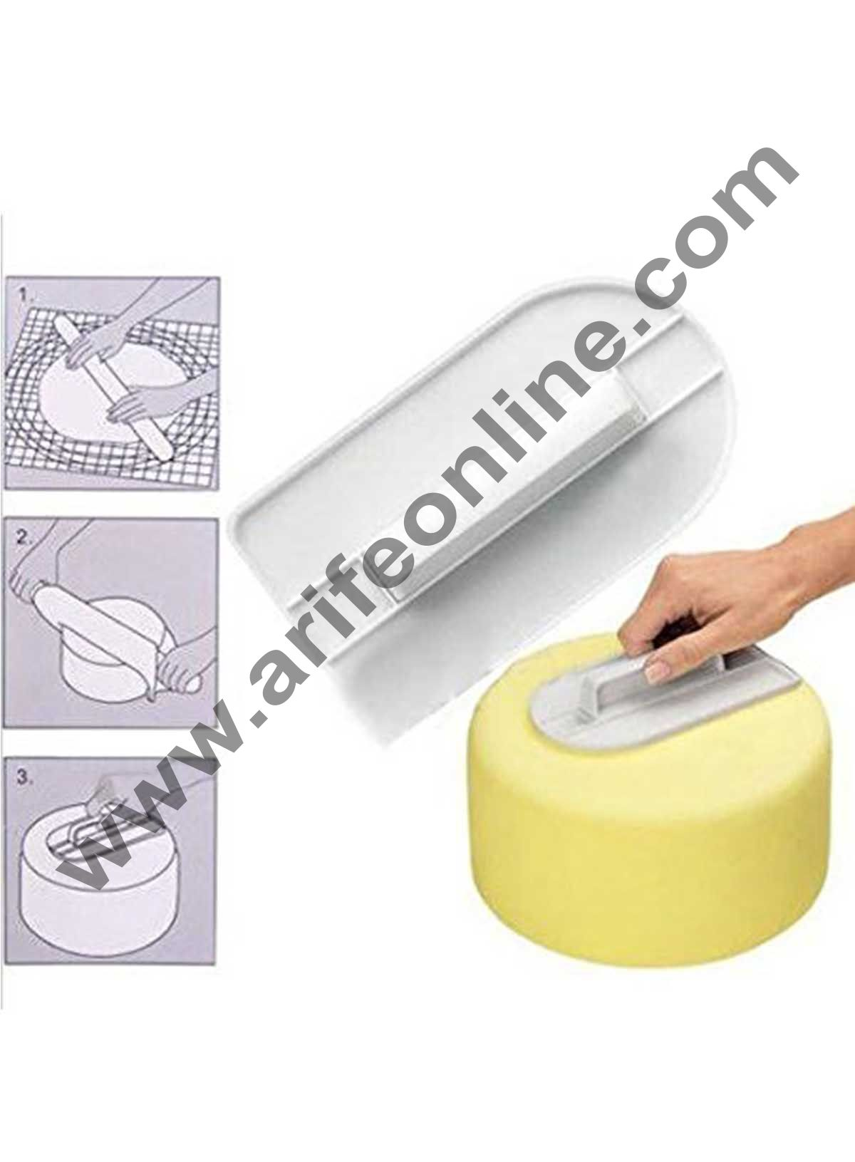 Cake Decor Easy Glide Cake Fondant Smoother
