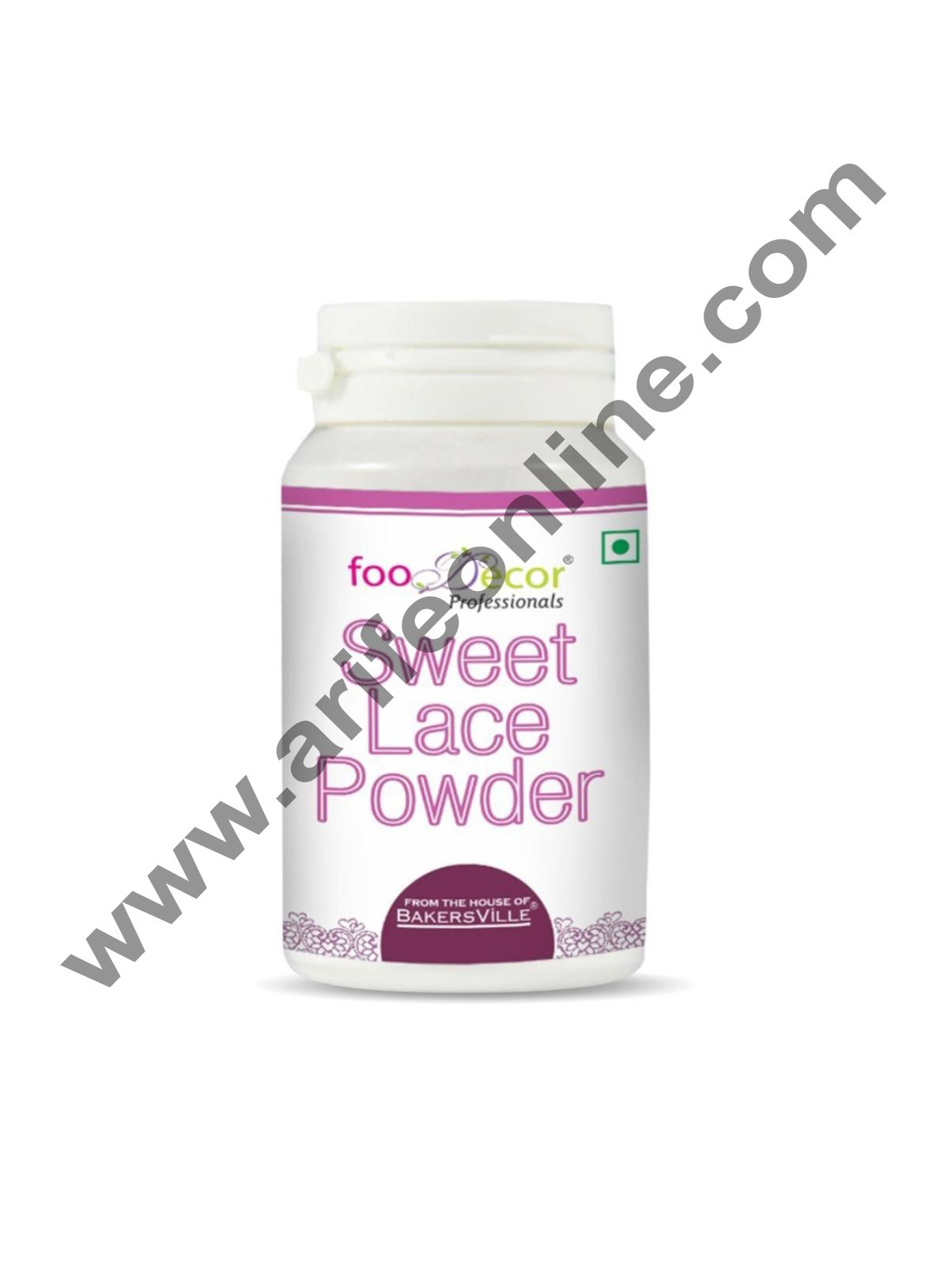 FooDecor Sweet Lace Powder, (75gm)