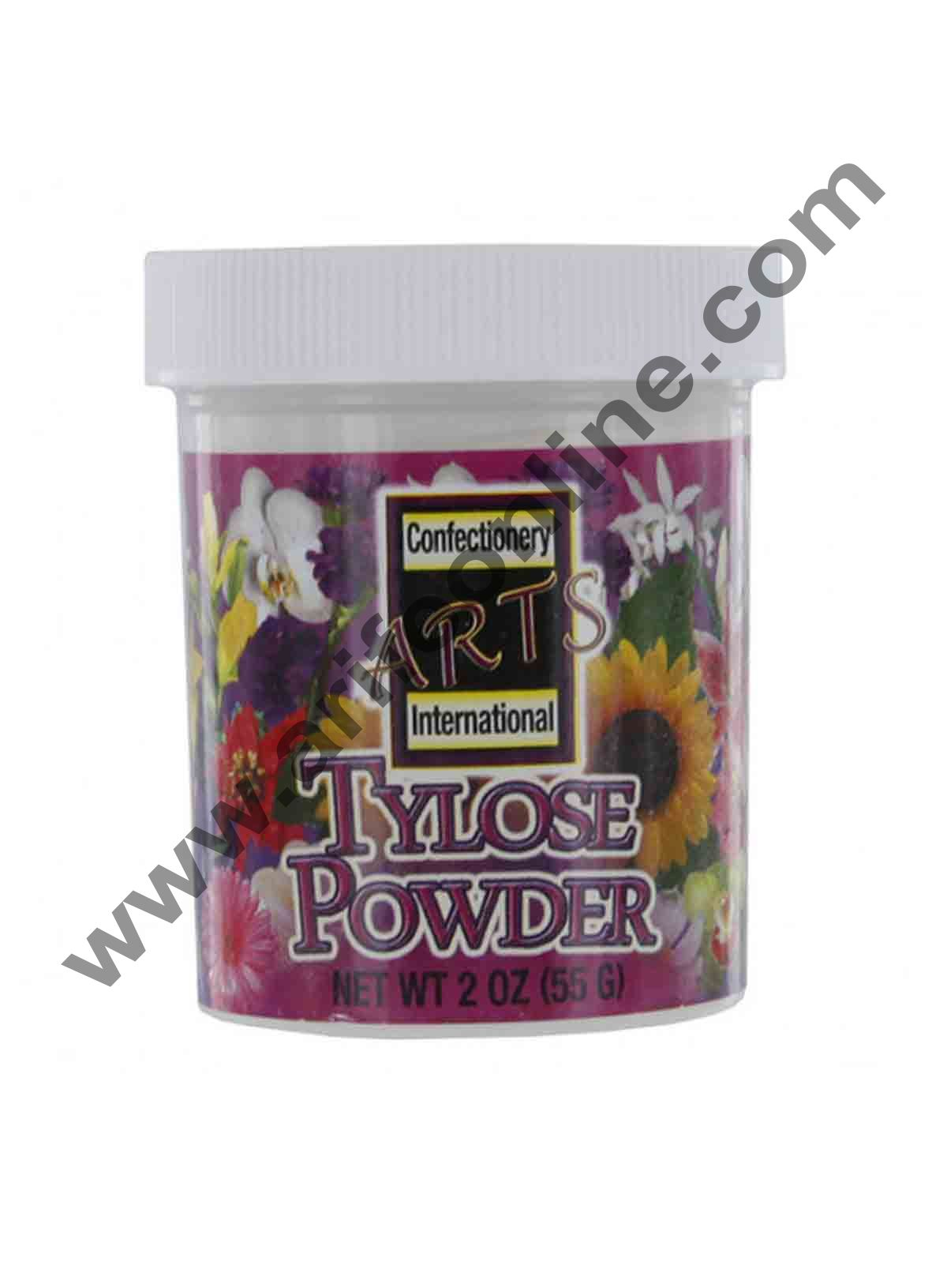 Confectionery Arts International Tylose Powder - 2 OZ (55 gm)