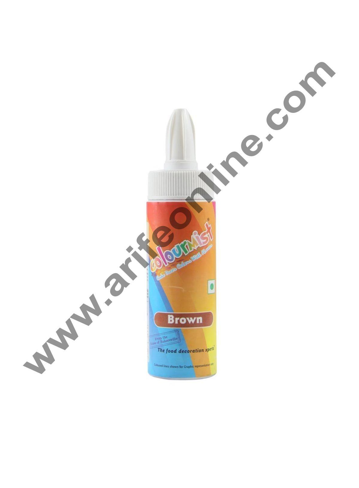 Colourmist Powder Spray (Brown), 60gm