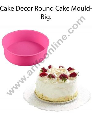 Cake Decor Round Cake Mould Big