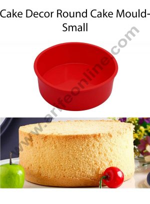 Cake Decor Round Cake Mould Small