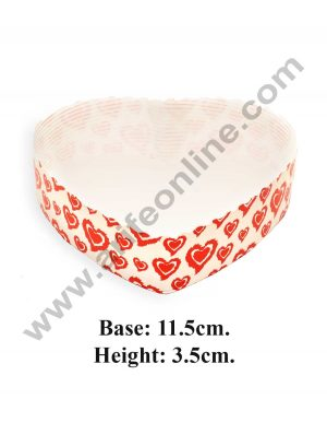 Heart Shaped Cake Mould 09015