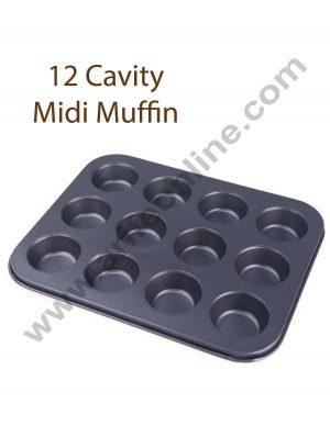 12 Cavity Midi Muffin