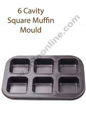 6 Cavity Square