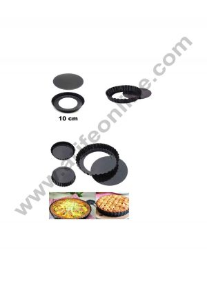 Pie Dish Round-10 cm