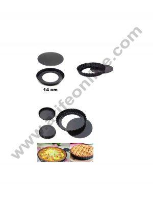 Pie Dish Round-14 cm