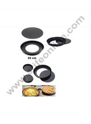 Pie Dish Round-22 cm