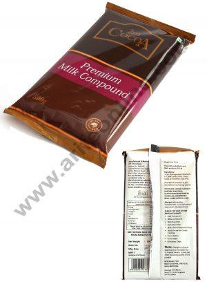 2m Premium Milk Chocolate Compund