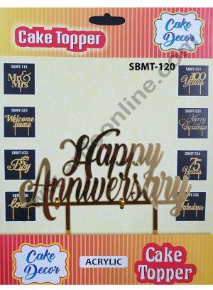 Happy Anniversary SBMT-120