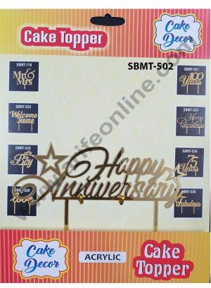 Happy Anniversary SBMT-502