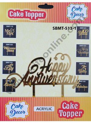 Happy Anniversary SBMT-513-1