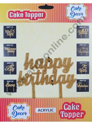 Happy BirthDay SBMT-606