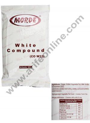Morde White Compund W33
