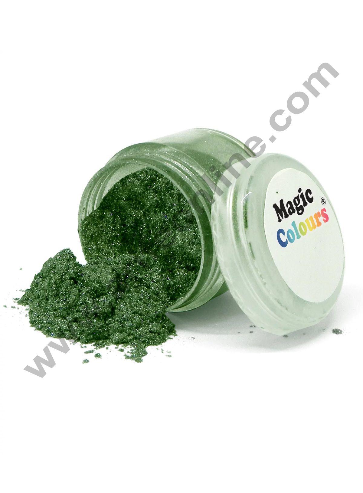 Magic Colours™ Edible Lustre Dust - Mystic Forest (8 ml)