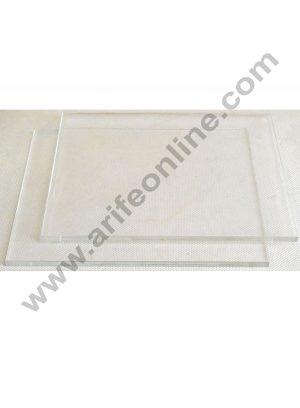 Square Acrylic Ganaching Plate