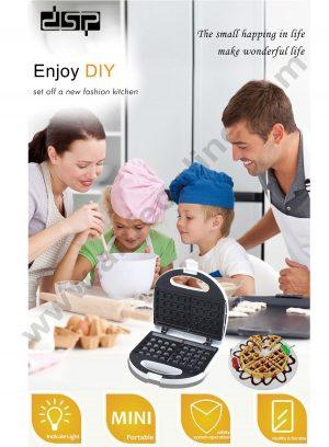 DSP Waffle Maker