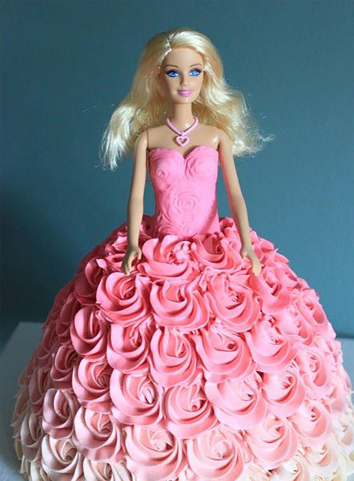 Incredible Cake Decor Plastic Lovely Doll Birthday Cake Topper Cake Birthday Cards Printable Riciscafe Filternl