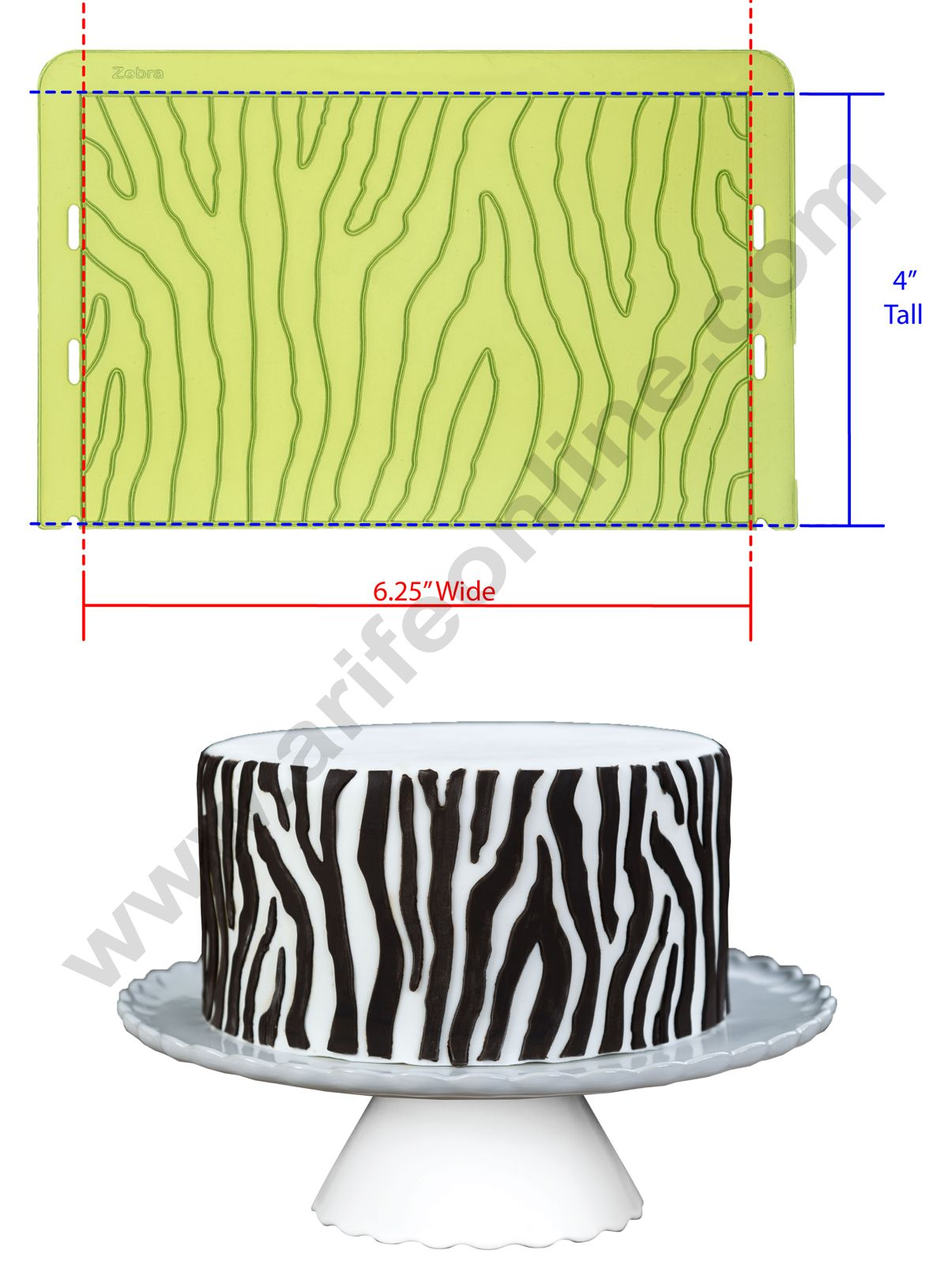 3D Silicone Fondant Mold DIY Chocolate Mould Baking Tool Cake Decoration Z